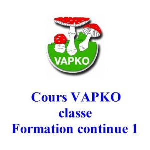 Classe Formation continue 1