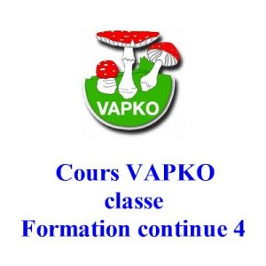Classe Formation continue 4